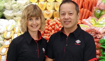 New World Supermarket Newtown