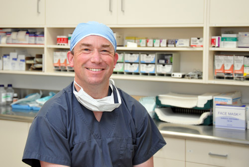 Mr Marcus Bisson, Consultant Plastic and Reconstructive Surgeon